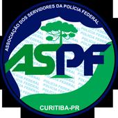 logo ASPF - Associação dos Servidores da Polícia Federal - Curitiba
