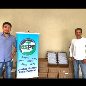 ASPF E O GRUPO BOTICÁRIO CONTRA A COVID-19