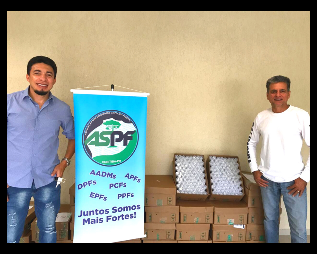 ASPF E O GRUPO BOTICÁRIO JUNTOS CONTRA A COVID-19